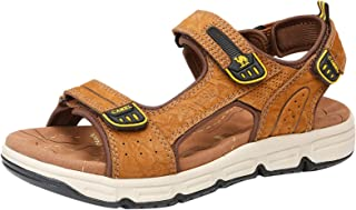99874ae6bcf96 Amazon.com: Camel Men's Fisherman Sandals Leather