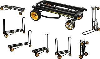Rock-N-Roller R16RT (Max Wide) 8-in-1 Folding Multi-Cart/Hand Truck/Dolly/Platform Cart/34