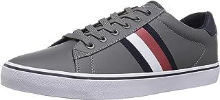 Tommy Hilfiger Paris Sneaker, Gris, 9.5 M US