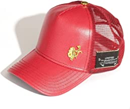 Red Monkey Baseball & Snapback Hat For Unisex