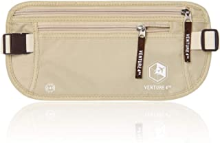 VENTURE 4TH Travel Money Belt - RFID Blocking