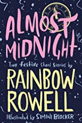 Almost Midnight: Two Festive Short Stories Kindle Edition