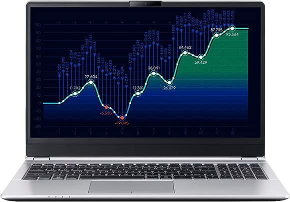 NEXOC Office Notebook Laptop  15 6 Zoll Full HD  mit i3-8145U  3 90GHz Turbo    500GB SSD  1TB SSD  32GB DDR4 RAM  Windows 10  B1504