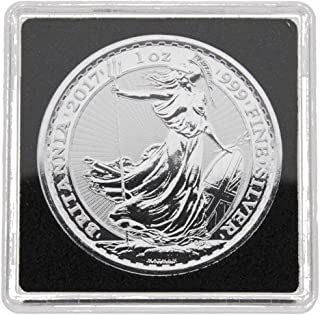Moneda Britannia (2019) de 1 onza de plata (pureza 999/1000)