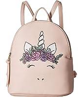 Flower Crown Unicorn Backpack