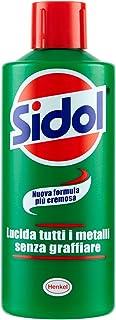 Sidol Polish voor alle metalen zonder krassen, 150 ml
