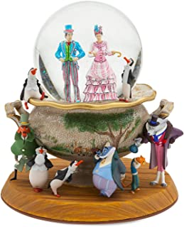 Disney - Mary Poppins Returns new film Limited Edition Disney Store Snow globe