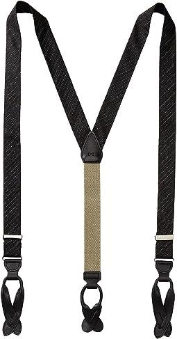 Trafalgar - Ravello Pinstripe Brace 32mm