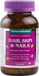 Futurebiotics Hair, Skin & Nails (135 Tablets)