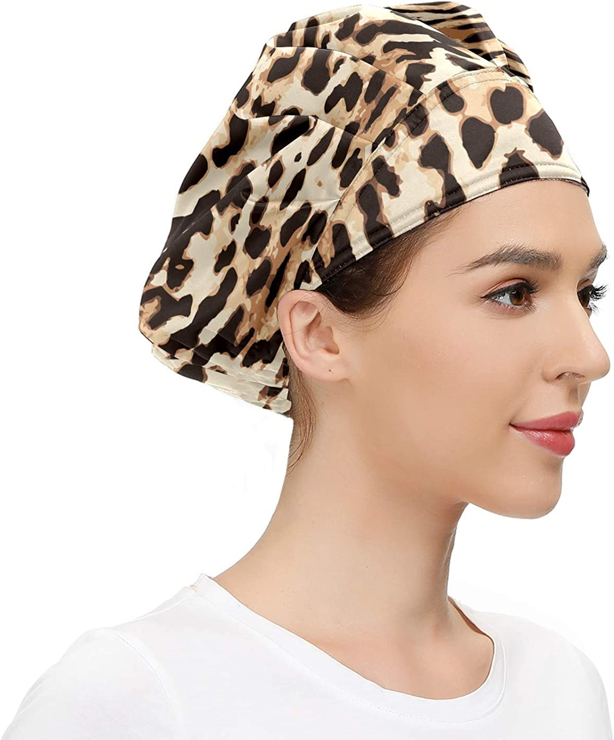 One Size Fits All 50 Cent Polyester Working Cap with Cotton Sweatband Adjustable Women /& Men Universe Print Hat