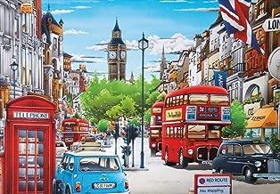 Dorara 5D DIY Diamond Painting, Cross Stitch DIY Diamond Painting,Big Ben, London.12X16 Inches