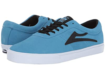 Lakai Sheffield (Light Blue/Black Suede) Men