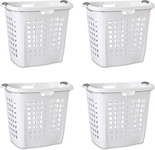 Best tall laundry basket plastic Reviews