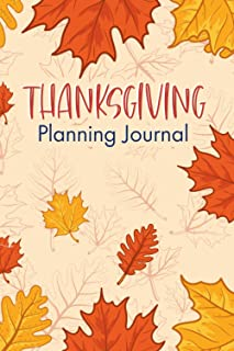 Thanksgiving Planning Journal: Thanksgiving At The Appletons Notebook Journal | Love At The Thanksgiving Day Parade | Than...