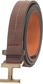 Women's 100% Leather Fashion Belt
