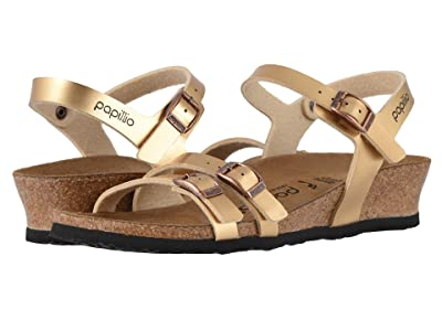 Birkenstock Lana by Papillio (Light Metallic Copper Birko-Flor) Women