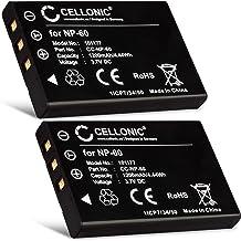PX1685E S20-B Bater/ía LI-Ion Compatible con Toshiba Camileo S20 PX1685 S 20 susttuye PX1685E-1BRS 084-07042L-009