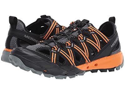 Merrell Choprock Shandal (Flame Orange) Men