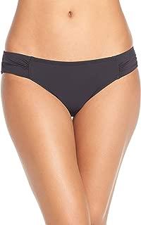 Tommy Bahama Womens Pearl Side-Shirred Hipster Bikini Bottom