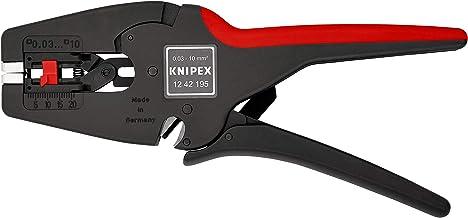 KNIPEX MultiStrip 10 Automatische afstriptang (195 mm) 12 42 195