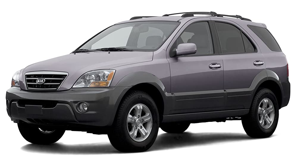 Amazon 2007 Kia Sorento Reviews and Specs Vehicles