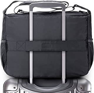 Multiway Travel Bag Carry On Lugagge Tote with Trolley Sleeve