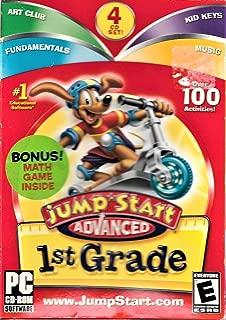 Jump Start Advanced 1st Grade (100 Activities) PC