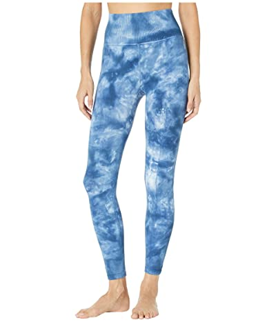 FP Movement Om Shanti Tie-Dye Leggings (Dark Blue) Women