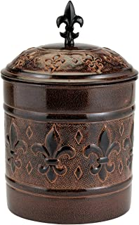 Old Dutch Versailles Cookie Jar with Fresh Seal Cover, 4-Quart