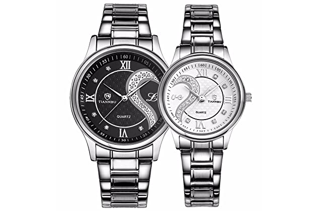 His And Hers Watch Sets >> Best Watch Sets For Couples Amazon Com