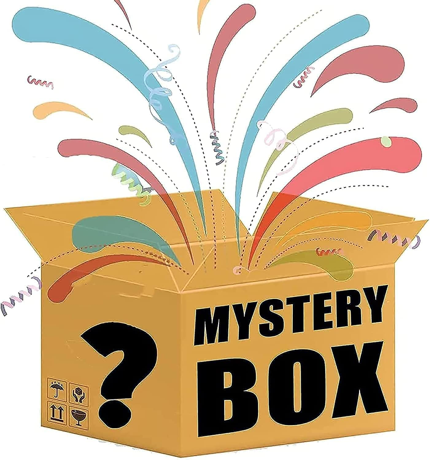 Lucky Box Mail order Popular products cheap Mystery Boxes Mysteries Ca Equipment Electronic