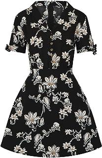 Hell Bunny Women's Alternative Fashion Zelda Dress  New Collection
