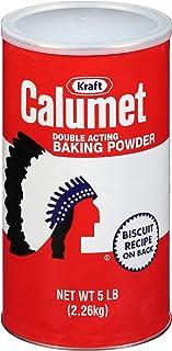 Calumet Baking Powder 5 lb Cannister
