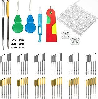 Type 11 100//16 100pcs aiguilles de machine /à coudre accessoire doutil de couture universel domestique 90//14 110//18 en option 80//12 75//11