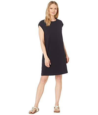 Lole Luisa Cap Sleeve Dress (Black) Women