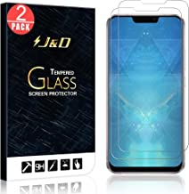 J&D Compatible for 2-Pack ZenFone 5Z Glass Screen Protector, [Tempered Glass] HD Clear allistic Glass Screen Protector for ASUS ZenFone 5Z Screen Protector - [Not for ZenFone 5 / ZenFone 5 Lite]