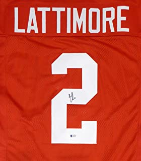 Best marshon lattimore ohio state jersey Reviews