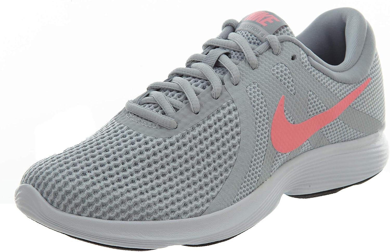Cría oración Lógicamente  Nike Women's Revolution 4 Running Shoe, Pure Platinum/Sunset Pulse/Wolf  Grey, 5 Wide: Amazon.ca: Shoes & Handbags