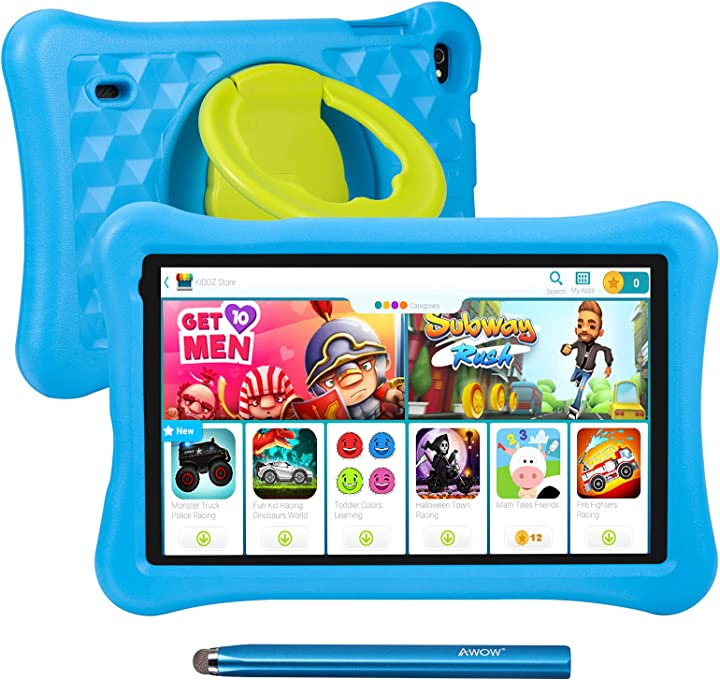 Tablet per bambini 10.1 pollici 2gb ram 32gb rom awow funtab 1001 android 10 B091CB6JS6