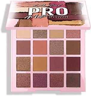 L.A. Girl Pro Mastery Eyeshadow Palette, GES432 Mastery, 35g