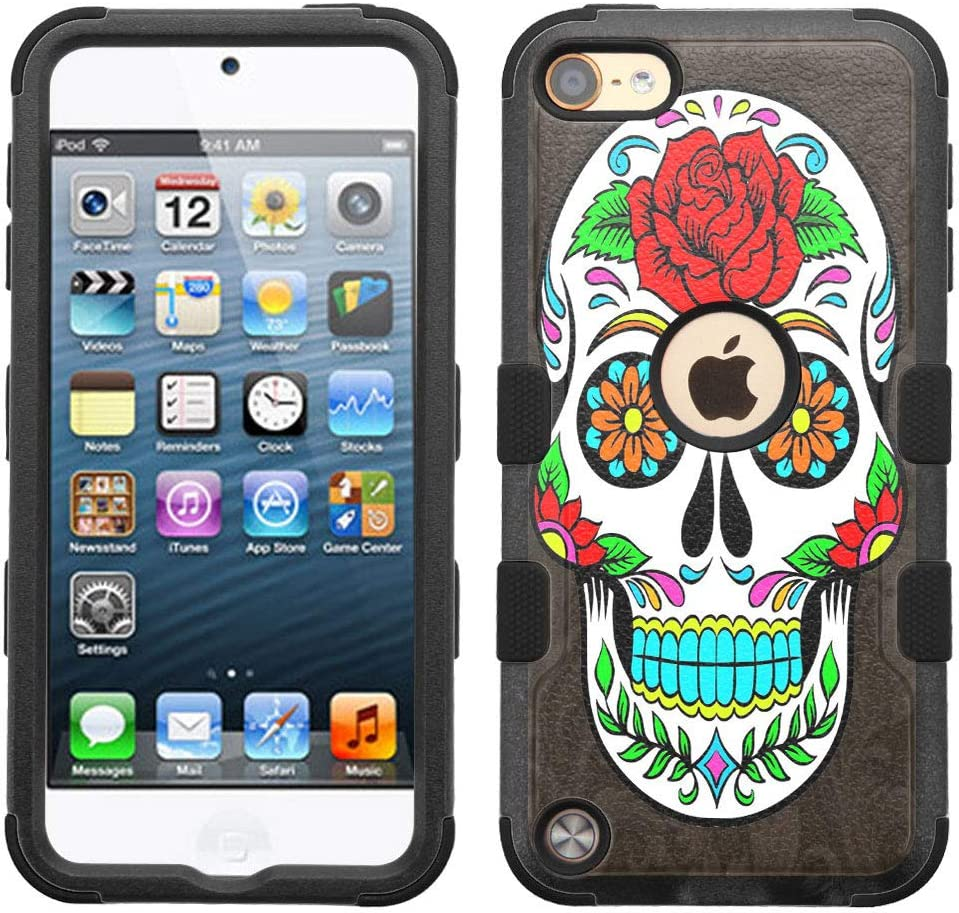 iPod Touch Max 47% OFF 7 Case Dedication 6 Dual Hard+Rubber Layer Hybr