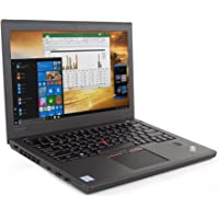 Lenovo ThinkPad X270 12.5-inch Laptop w/Core i5, 256GB SSD