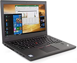 Lenovo ThinkPad X270 Notebook, 12.5