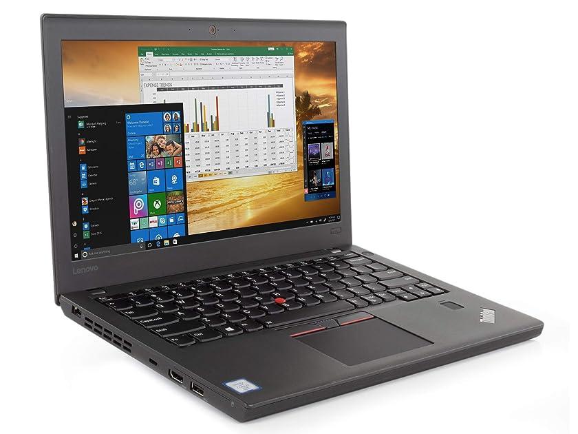 Lenovo ThinkPad X270 Notebook, 12.5