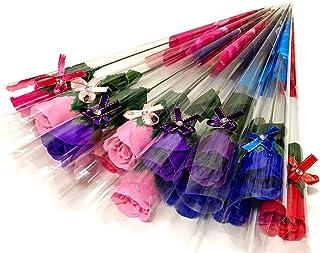 3world バラ ソープ 花束 プチギフト SW483 ミックスカラー 15本