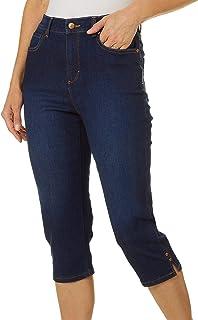 Women's Petite Amanda Capri Jeans