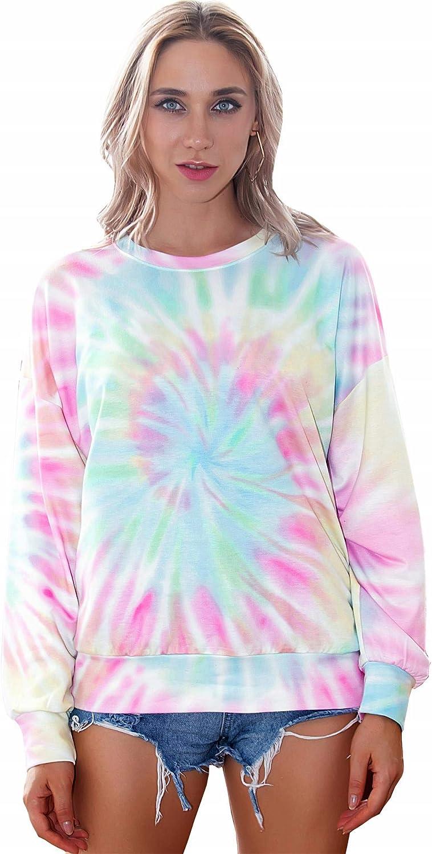 RXRXCOCO Womens Tiger Sweatshirt Long Sleeve Crewneck Cute Tops Print Pullover