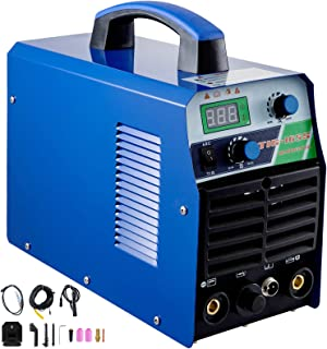 Mophorn Tig Welder 140 Amp Tig Stick Welder 110V 220V Dual Voltage Portable Tig Welding Machine TIG ARC MMA Stick IGBT DC Inverter Welder Combo Welding Machine(TIG 140 Amp)
