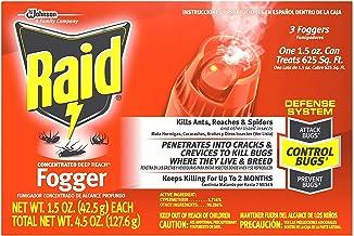 Raid Concentrated Deep Reach Fogger (Pack – 1)