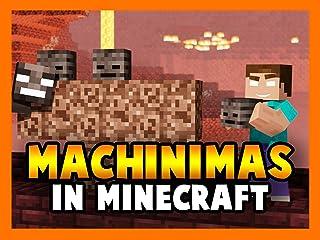 Clip: Machinimas in Minecraft